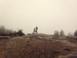Summit of Buck Mt.